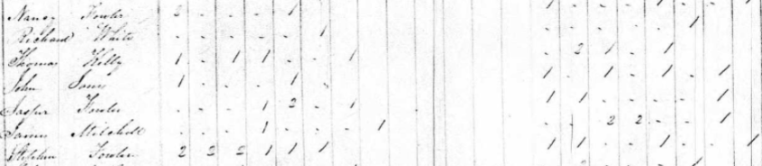 stephen fowler 1830